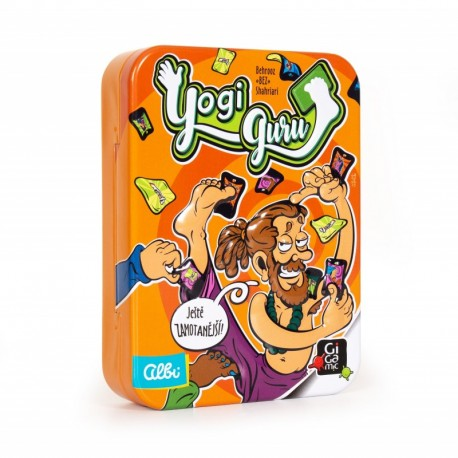 ALBI Yogi - Guru