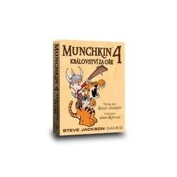 Munchkin - rozšíření 4.