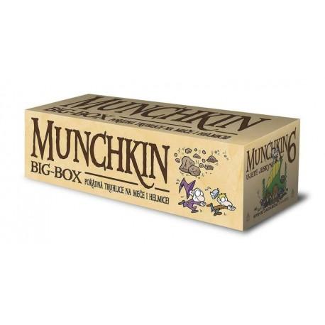 Munchkin - Big Box rozšíření 6.