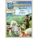 Carcassonne 9. rozšíření - Ovce a kopce