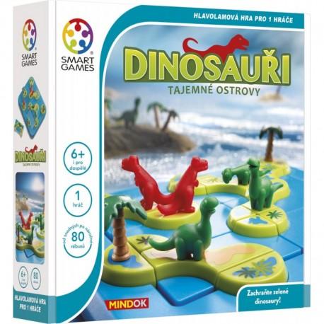 SMART - Dinosauři: Tajemné ostrovy