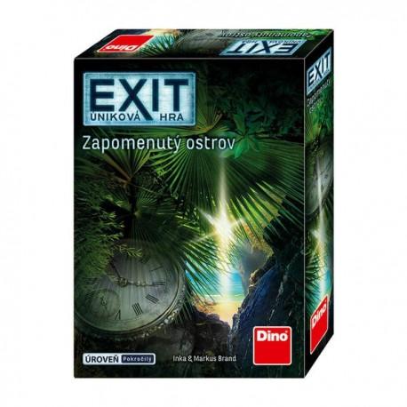 Exit úniková hra: Zapomenutý ostrov