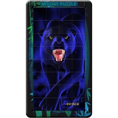 Magna 3D puzzle magnetické 32 dílků Panter