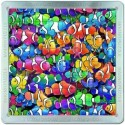 Magna 3D puzzle magnetické 16 dílků Rybičky