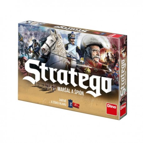 Stratego - Maršál a Špion