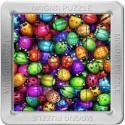 Magna 3D puzzle magnetické 16 dílků Berušky
