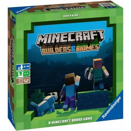 Minecraft: Builders & Biomes (CZ)