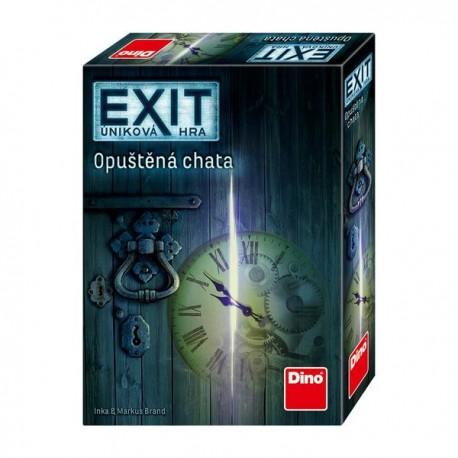Exit úniková hra: Opuštěná chata