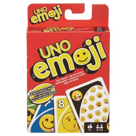 Mattel Uno Emoji