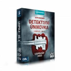 Detektivní únikovka - Leopold 3. díl