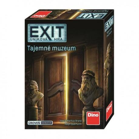 Exit úniková hra: Tajemné muzeum