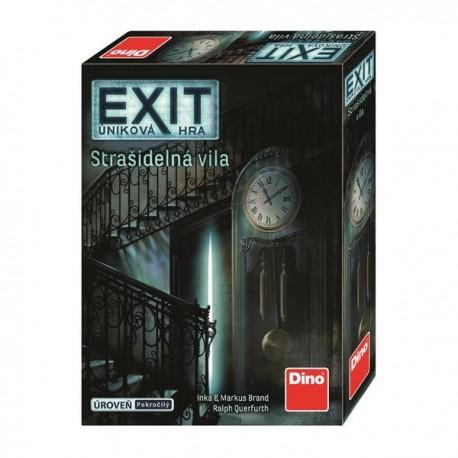 Exit úniková hra: Strašidelná vila