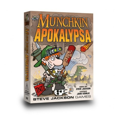Munchkin - Apokalypsa