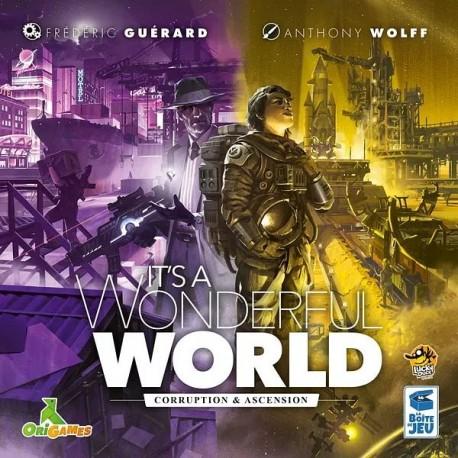 It´s a Wonderful World - Corruption and Ascension CZ/EN