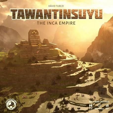 Tawantinsuyu: Říše Inků CZ/EN