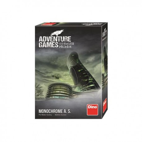 Adventure games: Monochrome a.s.