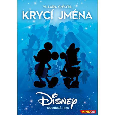 Krycí jména Disney
