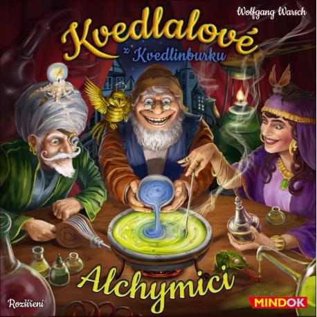 Kvedlalové z Kvedlinburgu: Alchymici